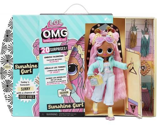 Куклы ЛОЛ Сюрприз - L.O.L. Surprise! - O.M.G. Sunshine Gurl