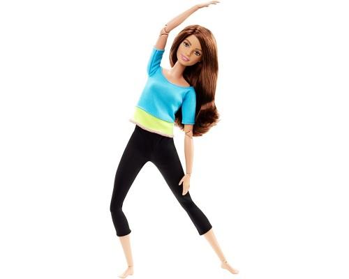 Барби - Синий Топ - Безграничные движения