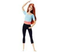 Барби Голубой Топ - Безграничные движения