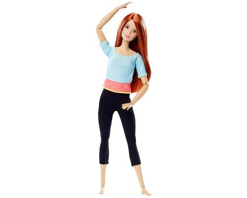 Барби - Barbie - Барби Голубой Топ - Безграничные движения