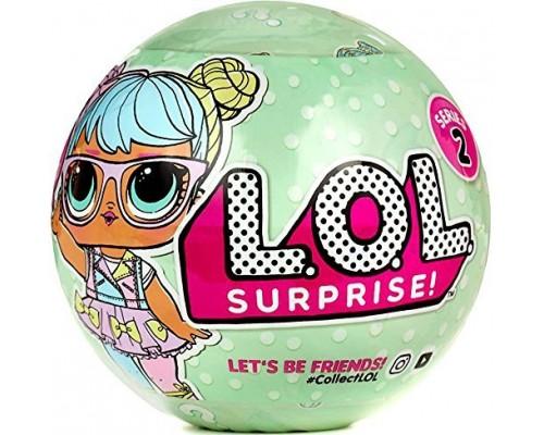 Куклы ЛОЛ Сюрприз - L.O.L. Surprise! - ЛОЛ - 2 серия 1 волна
