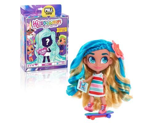 Коллекционная Кукла - сюрприз Hairdorables - 1 серия