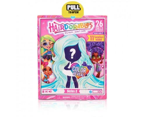 Hairdorables - Коллекционные куклы - сюрприз - Кукла Hairdorables - 2 серия