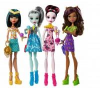 Монстры с мороженым - набор из 4 кукол