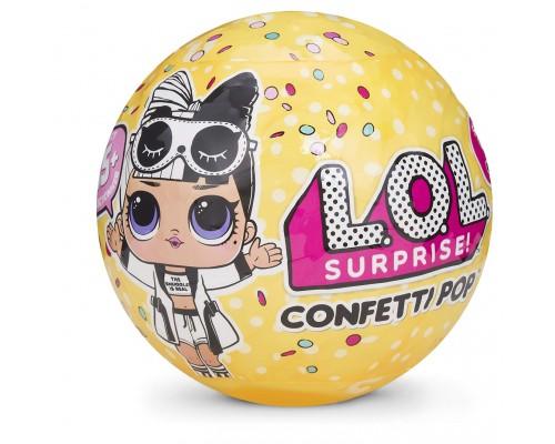 Куклы ЛОЛ Сюрприз - L.O.L. Surprise! - Конфетти - 3 серия 2 волна