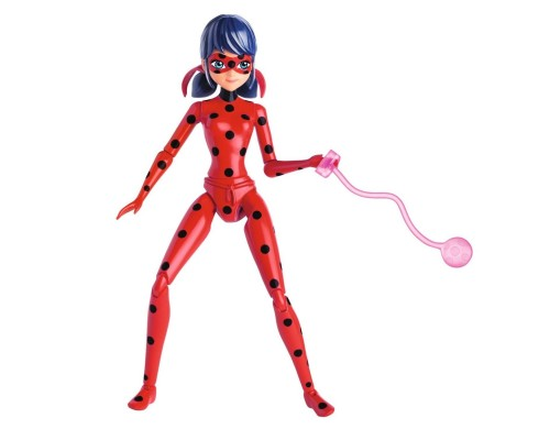 Леди Баг и Супер Кот - LadyBug Miraculous - Леди Баг - фигурка 13 сантиметров