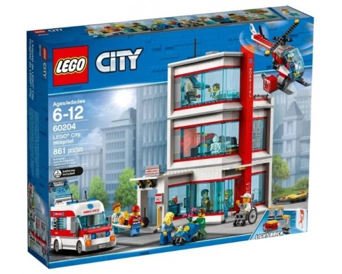 LEGO CITY - ЛЕГО Сити - Городская Больница