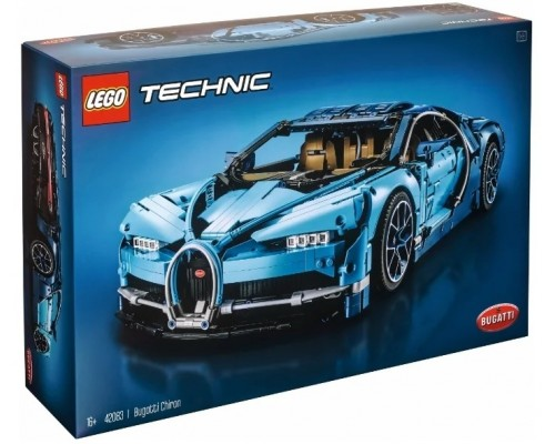 LEGO - ЛЕГО - Бугатти Широн
