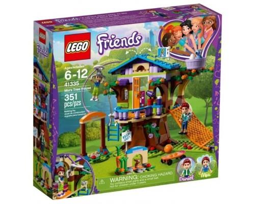 LEGO - ЛЕГО - Домик на дереве Мии