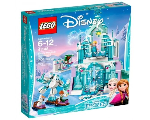 LEGO - ЛЕГО - ЛЕГО - Волшебный ледяной дворец Эльзы