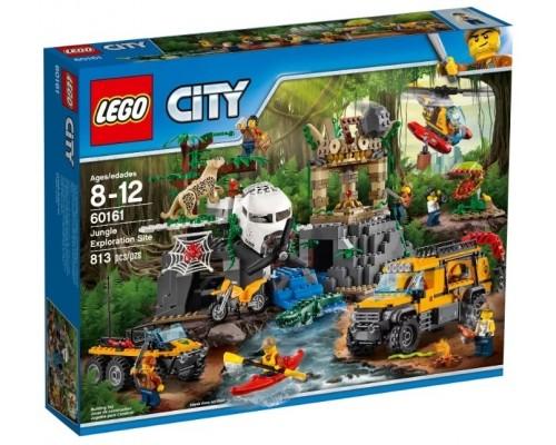 CITY - Сити - ЛЕГО - База исследователей джунглей