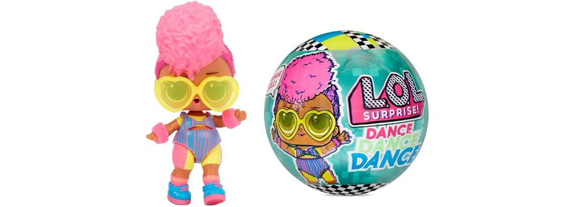 Кукла L.O.L. Surprise! Dance Dance Dance!