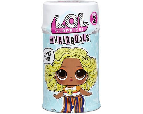 Куклы ЛОЛ Сюрприз - L.O.L. Surprise! - LOL Hairgoals 2