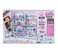 ЛОЛ Игровой набор ДОМ Сюрприз - L.O.L. House Surprise!