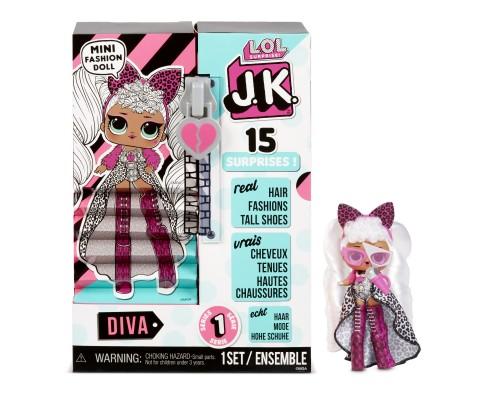 Куклы ЛОЛ Сюрприз - L.O.L. Surprise! - LOL JK - Diva