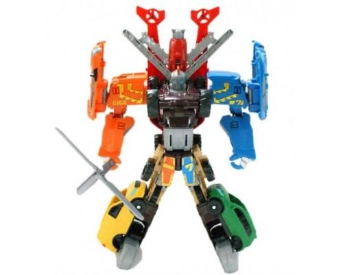 Трансформеры и роботы - Трансформер мини ТОБОТ ГИГА 7