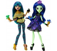 Набор Кукол - Нефера и Аманита