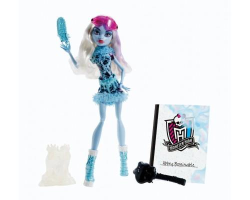Монстр Хай Школа Монстров - Monster High - Кукла Эбби Боминэйбл - Художественный Класс