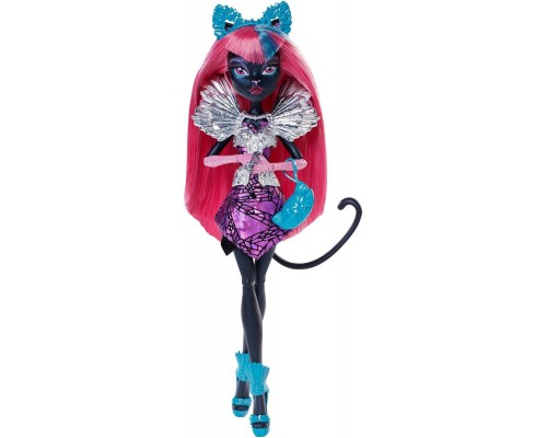 Монстр Хай Школа Монстров - Monster High - Кетти Нуар Бу Йорк - Catty Noir Boo York! Boo York!