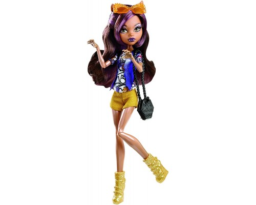 Монстр Хай Школа Монстров - Monster High - Клодин Вульф - Бу Йорк !