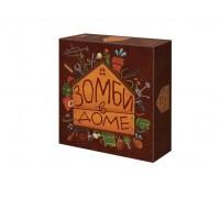 Зомби в доме - Настольная Игра