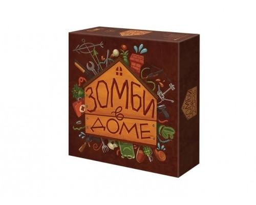 Настольные игры - Зомби в доме - Настольная Игра